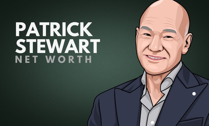 Patrick Stewart's Net Worth