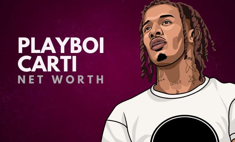 Playboi Carti's Net Worth