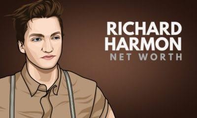 Richard Harmon's Net Worth