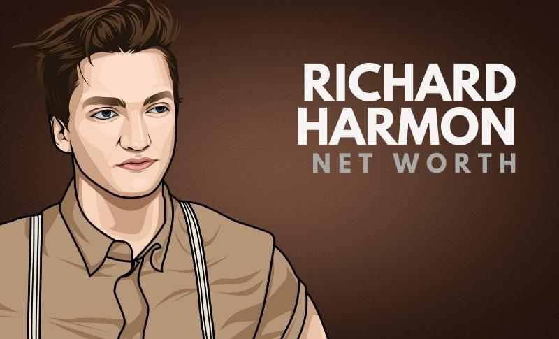 Richard Harmon Net Worth