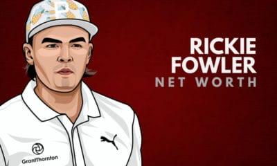 Rickie Fowler's Net Worth
