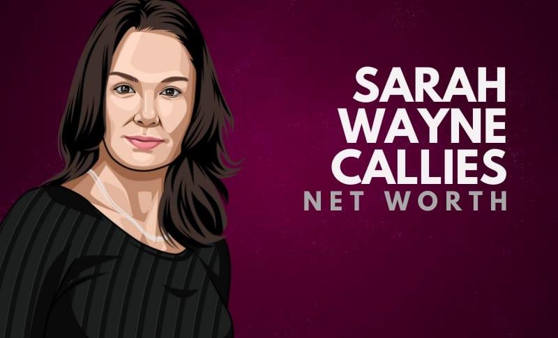 Sarah Wayne Callies' Net Worth