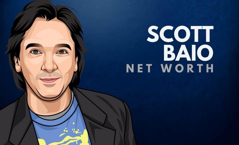 Scott Baio's Net Worth