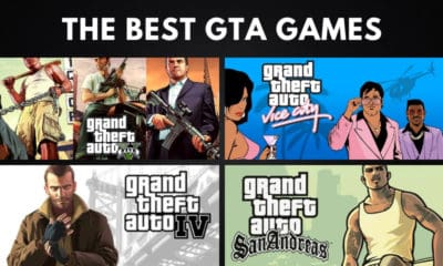 The Best Grand Theft Auto Games of All Time