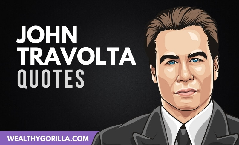 The Best John Travolta Quotes