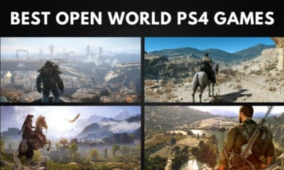 The Best Open World PS4 Games Created
