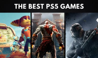 The Best PS5 Games Confirmed & Rumored for Release