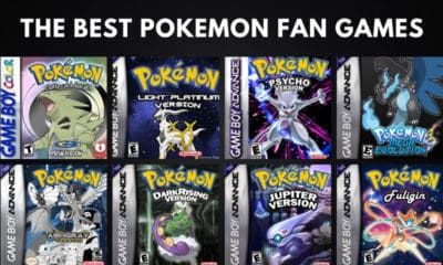 The Best Pokemon Fan Games Ever Made