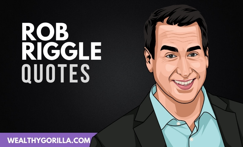 The Best Rob Riggle Quotes