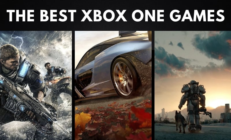 The Best Xbox One Games to Play Right Now