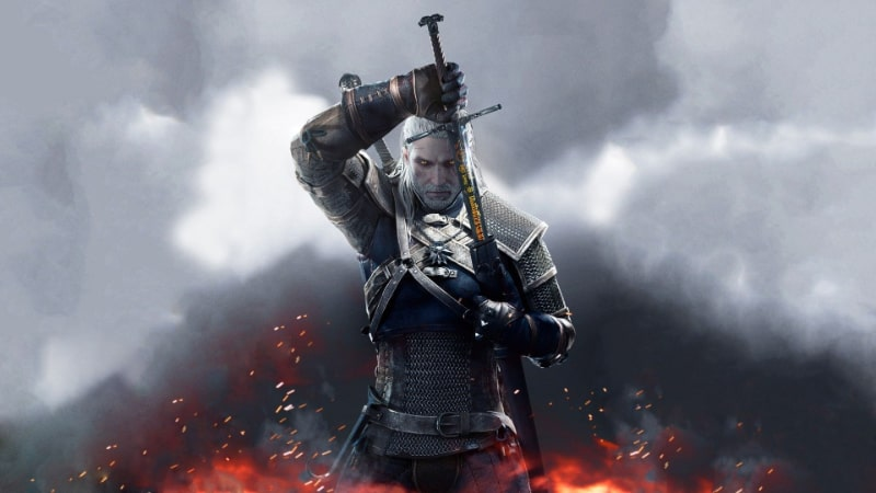 Best RPG Games - The Witcher 3