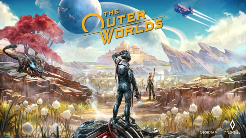 Best RPG PS4 Games - The Outer Worlds