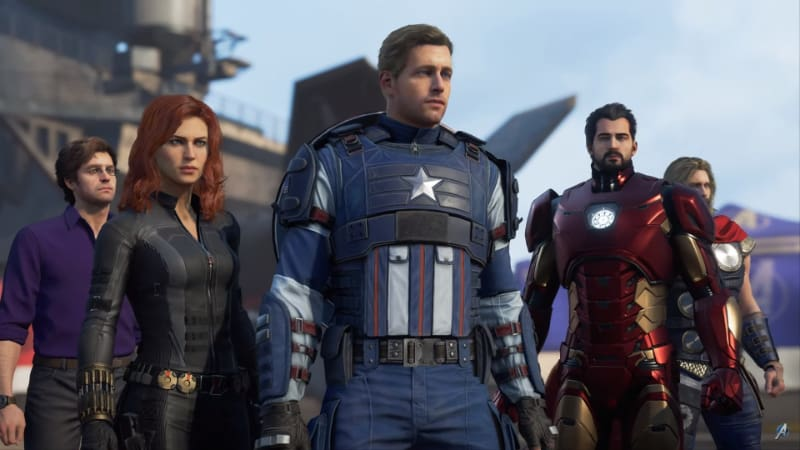 Most Anticipated PlayStation Game Releases - Marvel's Avengers