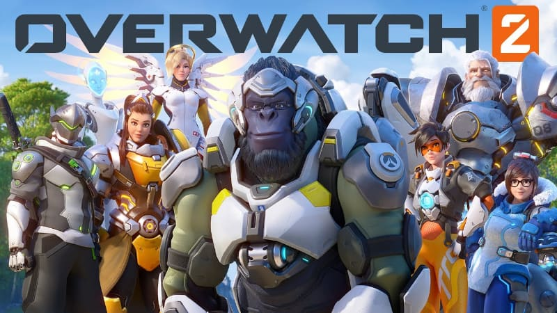 Most Anticipated PlayStation Game Releases - Overwatch 2