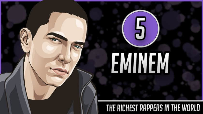 Richest Rappers in the World - Eminem