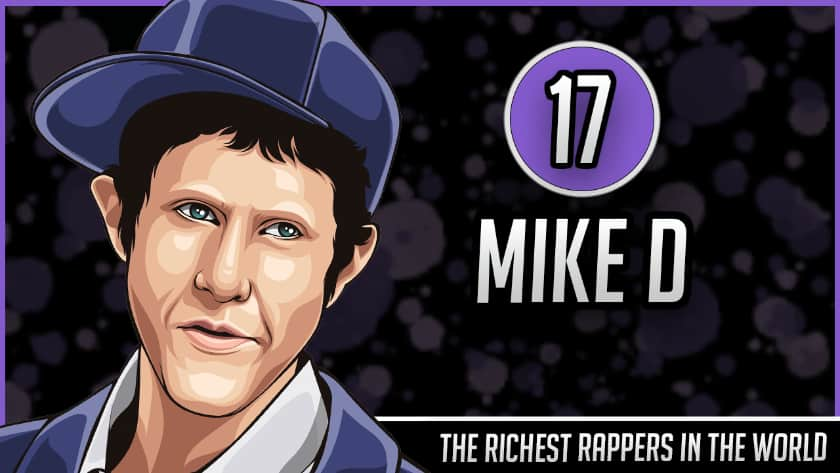 Richest Rappers in the World - Mike D