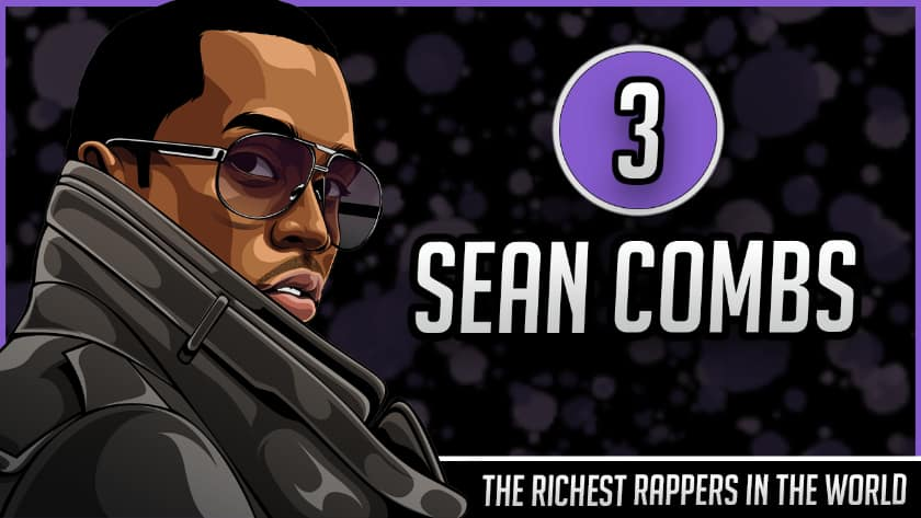 Richest Rappers in the World - Sean Combs