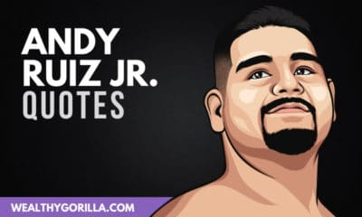 The Best Andy Ruiz Jr Quotes