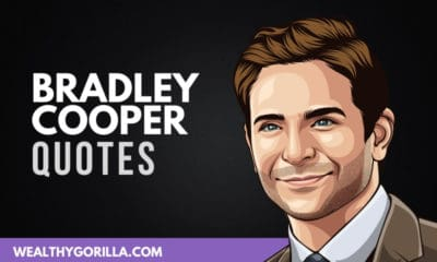 The Best Bradley Cooper Quotes