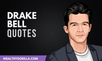 50 All-Time Favorite Drake Bell Quotes
