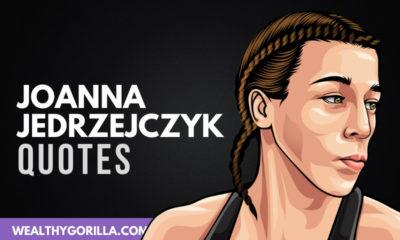 The Best Joanna Jedrzejczyk Quotes