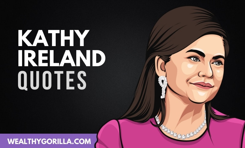 28 Kathy Ireland Quotes That Truly Inspire