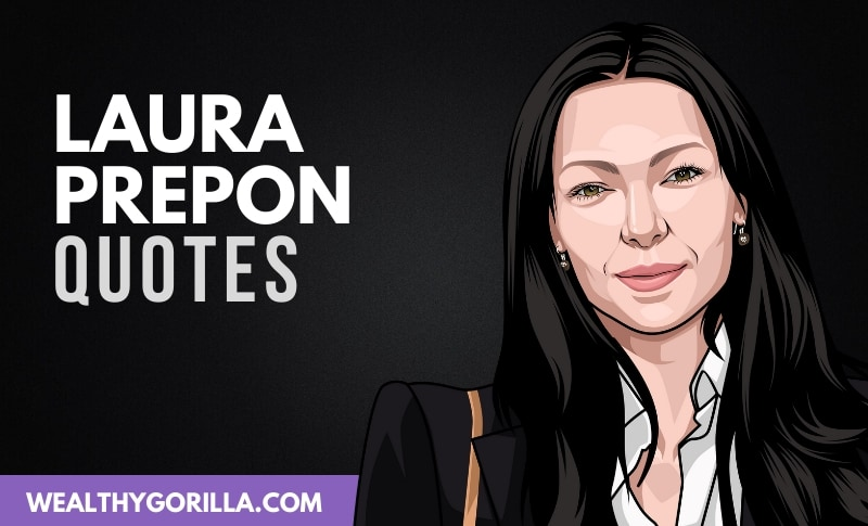 The Best Laura Prepon Quotes