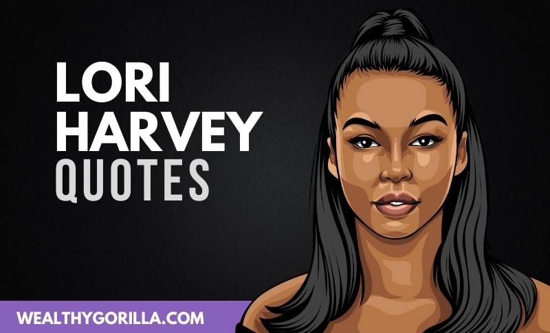 20 Lori Harvey Quotes About Careers & Success