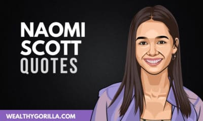 The Best Naomi Scott Quotes