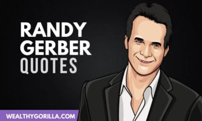 The Best Rande Gerber Quotes