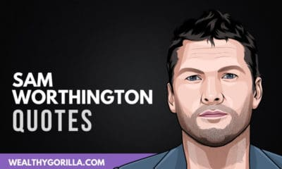 24 Greatest Sam Worthington Quotes