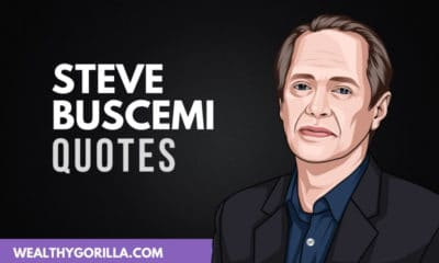 50 Inspirational Steve Buscemi Quotes
