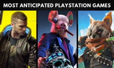 The Most Anticipated PlayStation Game Releases