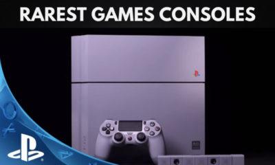 The Rarest Video Games Consoles