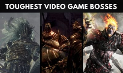 The Toughest Video Game Bosses