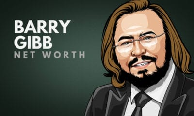 Barry Gibb's Net Worth