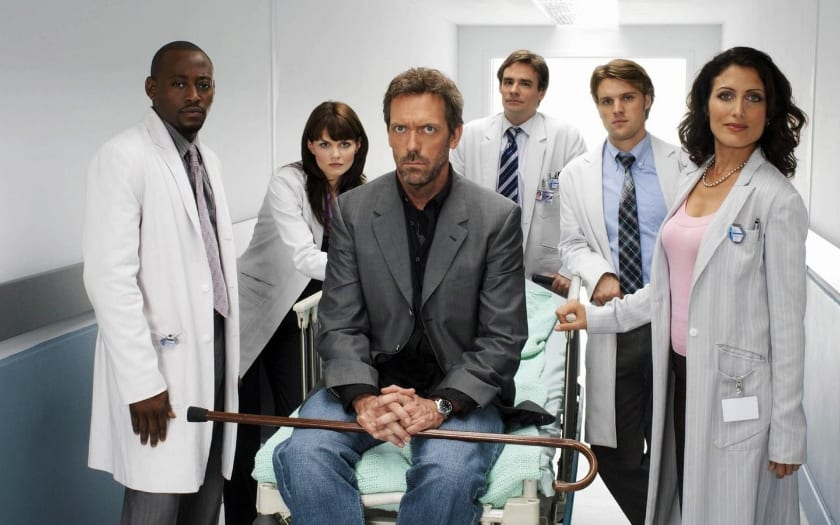 Best TV Shows - House
