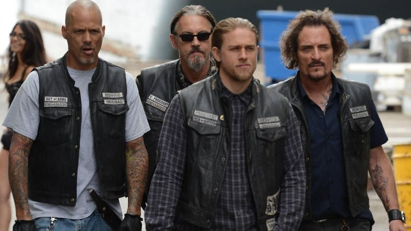 Best TV Shows - Sons of Anarchy