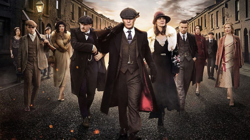 Best TV Shows - The Peaky Blinders
