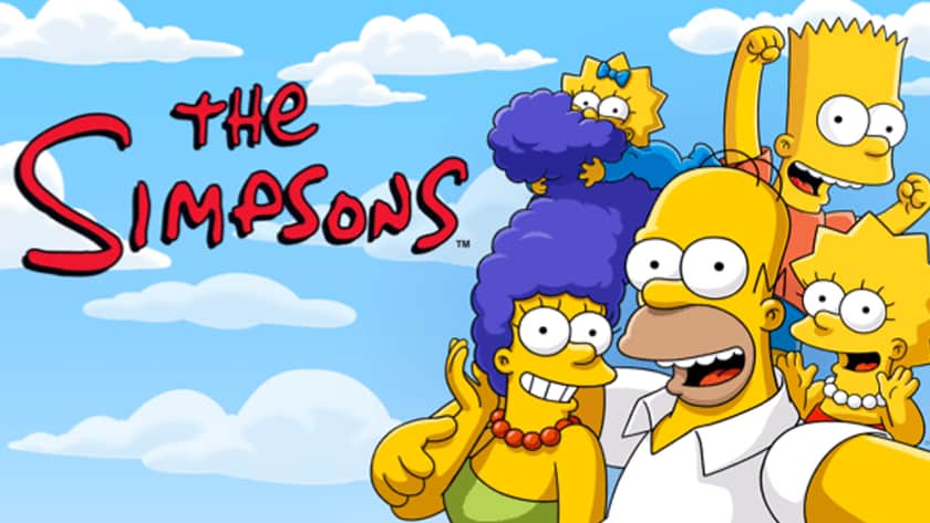 Best TV Shows - The Simpsons