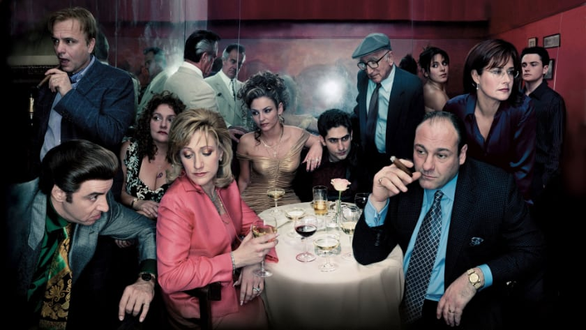 Best TV Shows - The Sopranos