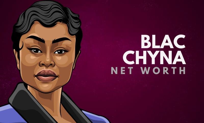 Blac Chyna's Net Worth