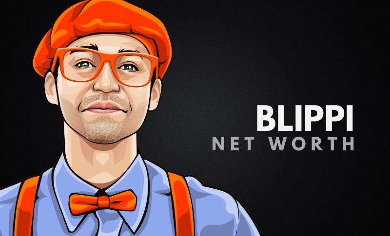 Blippi Net Worth