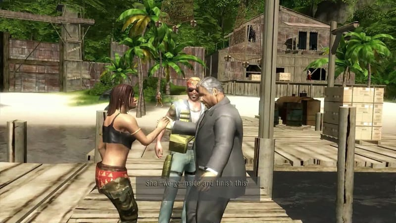 Complete Far Cry Games List - Far Cry Instincts Evolution