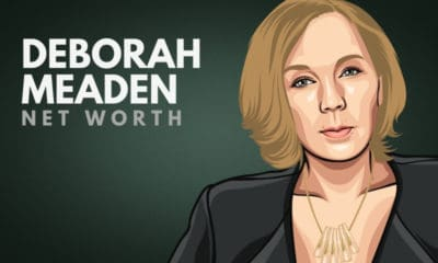Deborah Meaden's Net Worth