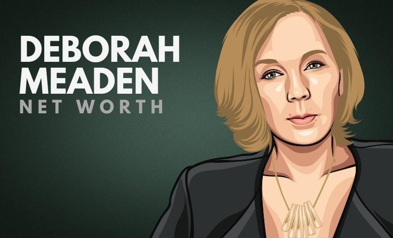 Deborah Meaden's Net Worth