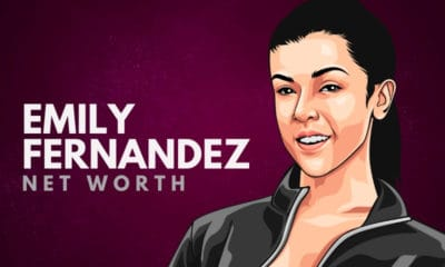Emily Fernandez's Net Worth