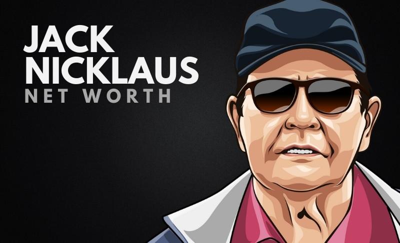Jack Nicklaus' Net Worth