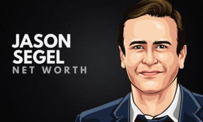 Jason Segel's Net Worth