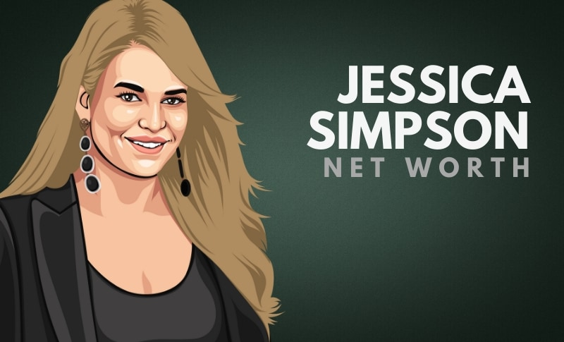 Jessica Simpson's Net Worth